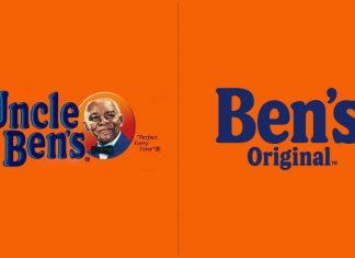 Uncle Ben's rebranding