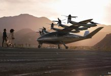 Archer Aviation air taxi
