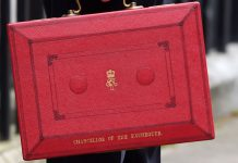 Chancellor of the Exchequer red box
