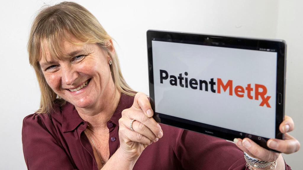Jo Halliday, CEO, Talking Medicines