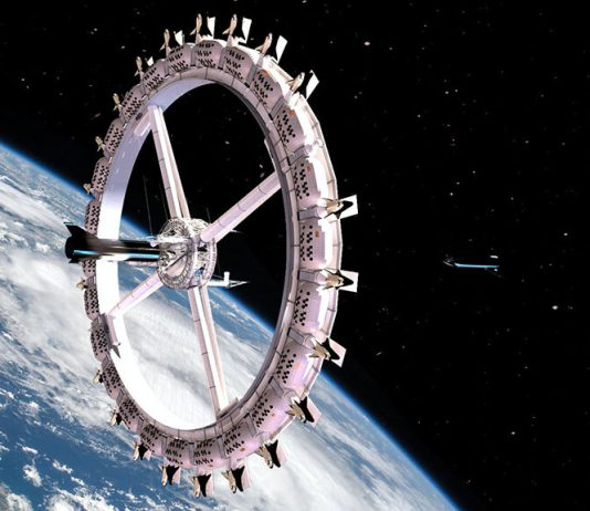 Orbital Assembly Corporation - Voyager Class Space Station
