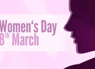 Women's Day graphic