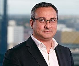 Neil Rami, West Midlands Growth Company