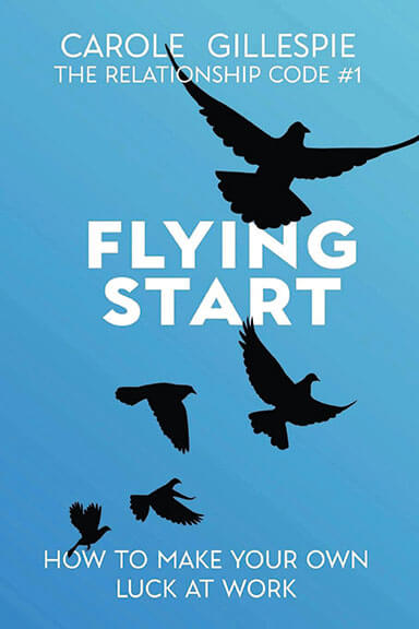 Flying Start by Carole Gillespie