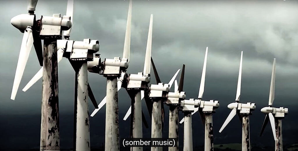 Planet of the Humans - Wind Turbines