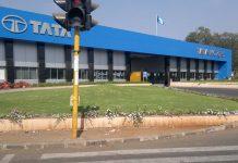 Tat Motors Pune plant