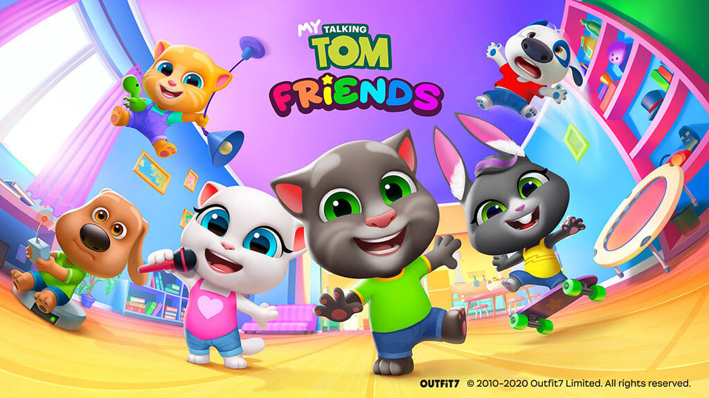 My Talking Tom and Friends