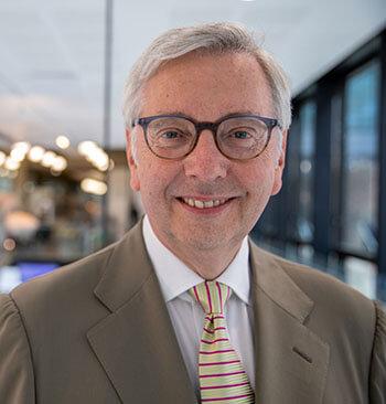 Stephen Toope, VC, University of Cambridge
