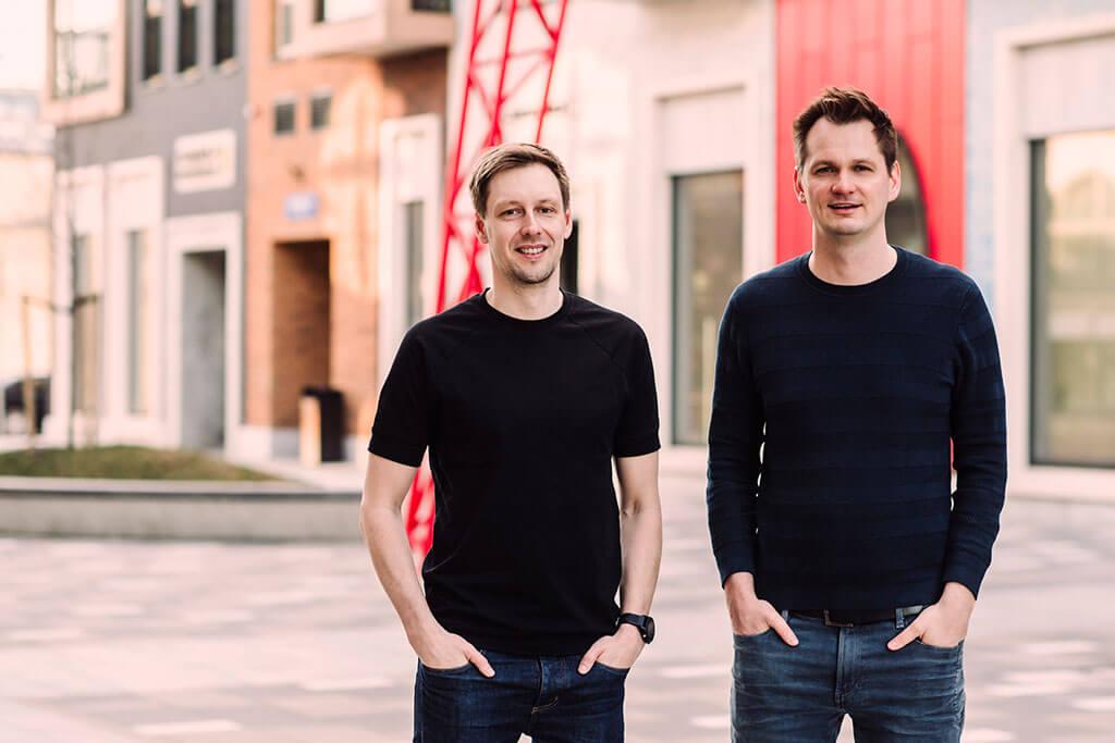 Lightyear Founders: Martin Sokk and Mihkel Aamer
