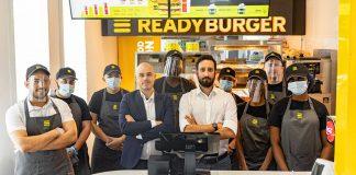 Ready Burger - vegan fast food
