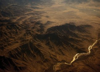Afghanistan Landscape Bamiyan - Turquoise Foundation