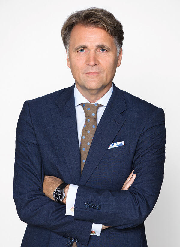Bernd Fislage, CEO KommunalKredit Austria