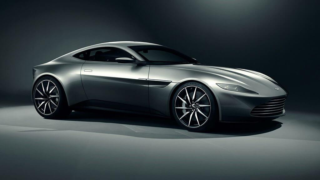 Aston Martin DB10, James Bond, No Time To Die